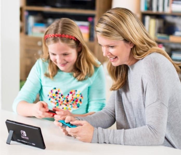 ¿Qué es Nintendo Switch? y ¿Se la comprarías a tus hijos?