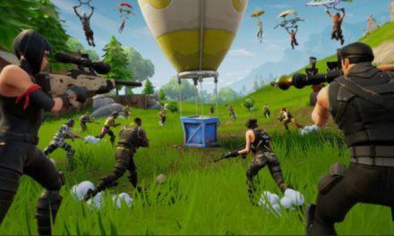 Fortnite: Battle Royale. Cómo aterrizar más rápido