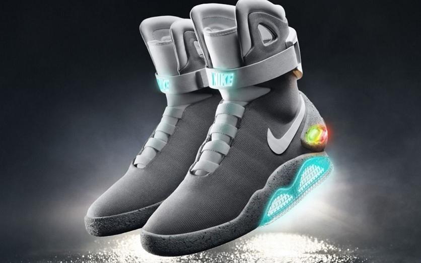 Regreso al futuro: Nike lanzará nuevas zapatillas autopropulsadas más baratas en 2019