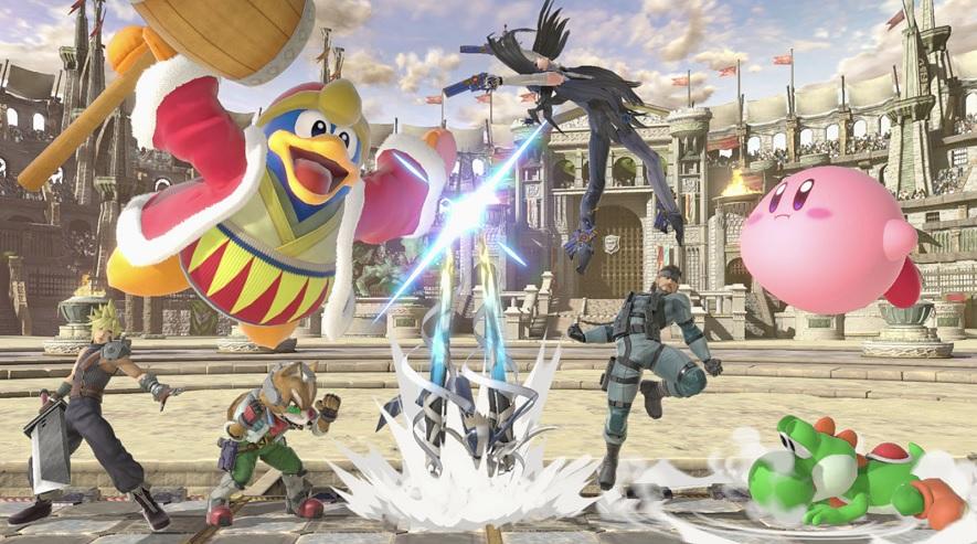Cómo personalizar tus controles en Super Smash Bros. Ultimate