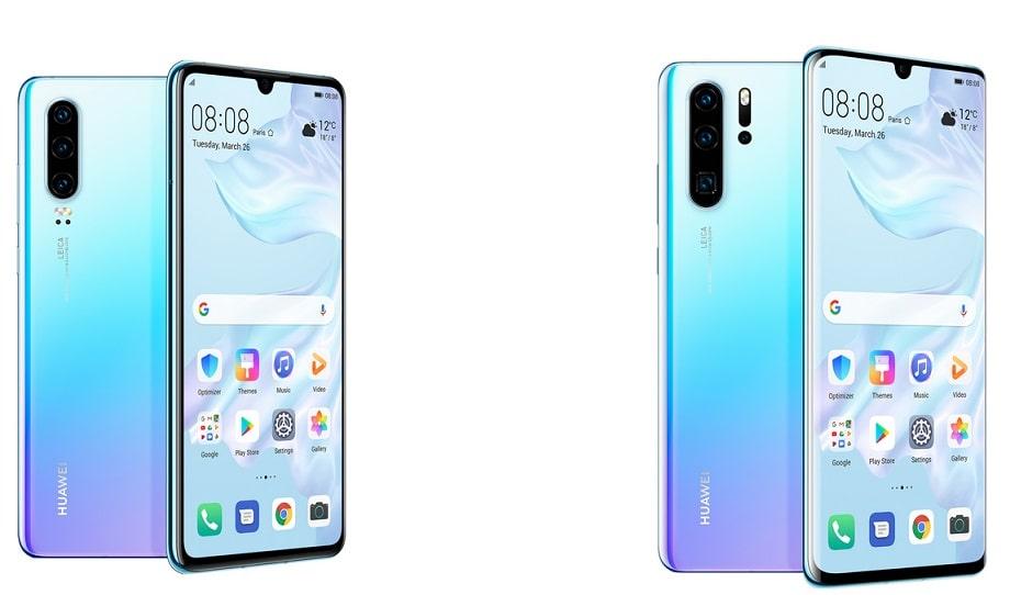 Huawei P30 y P30 Pro: fecha de lanzamiento, hoja de datos, precios