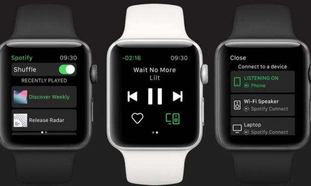 Cómo usar Spotify en Apple Watch