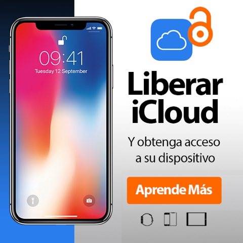 desbloquear icloud y liberar