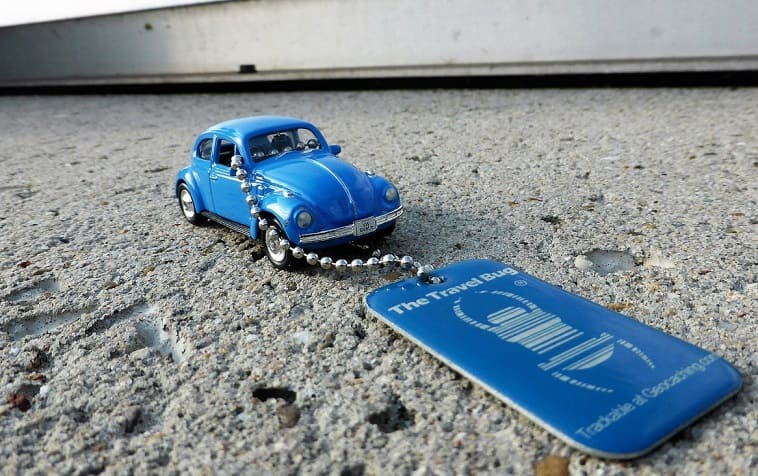 travel bug geocaching