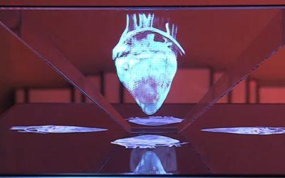 ¿Cómo funcionan los hologramas en un escenario?                                        5/5(1)