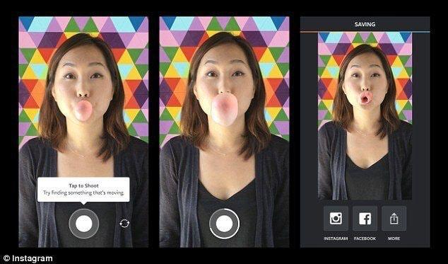 Boomerang Instagram Editing Software