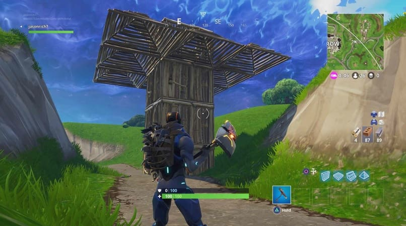 fortaleza en fortnite