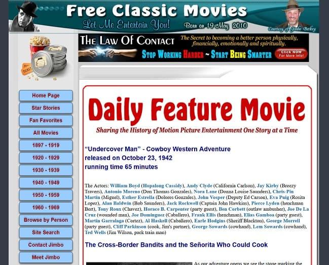 free classic movies