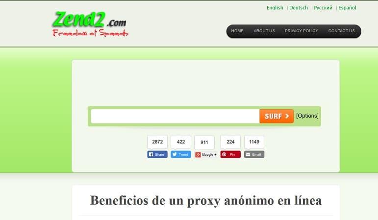 zend2