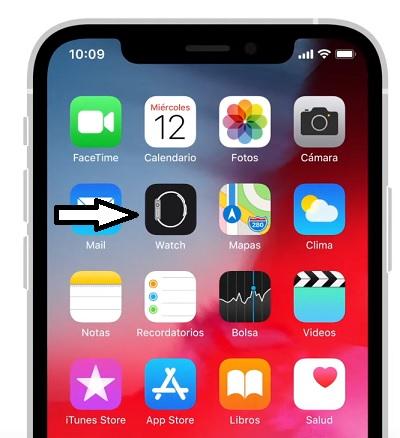 activar aplicacion apple watch