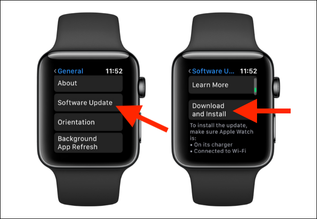 actualizar reloj 2