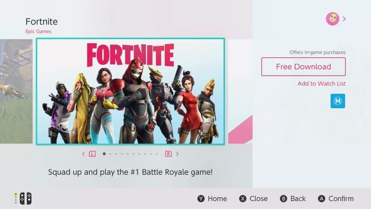descargar gratis Fortnite
