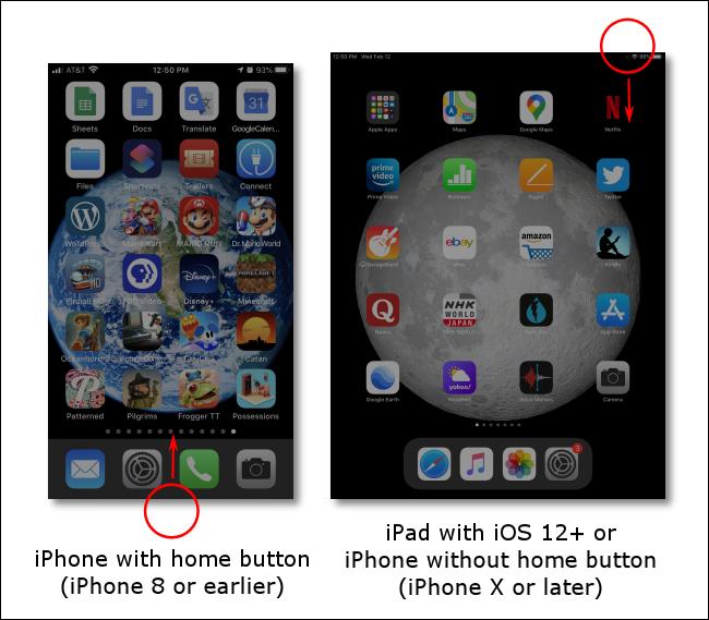 Cómo iniciar el Centro de control en iPhone y iPad