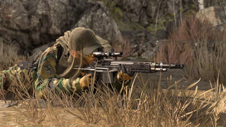 MK2 - El mejor rifle Marksman de Warzone