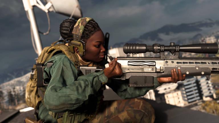 AX-50 - El mejor rifle de francotirador de Warzone