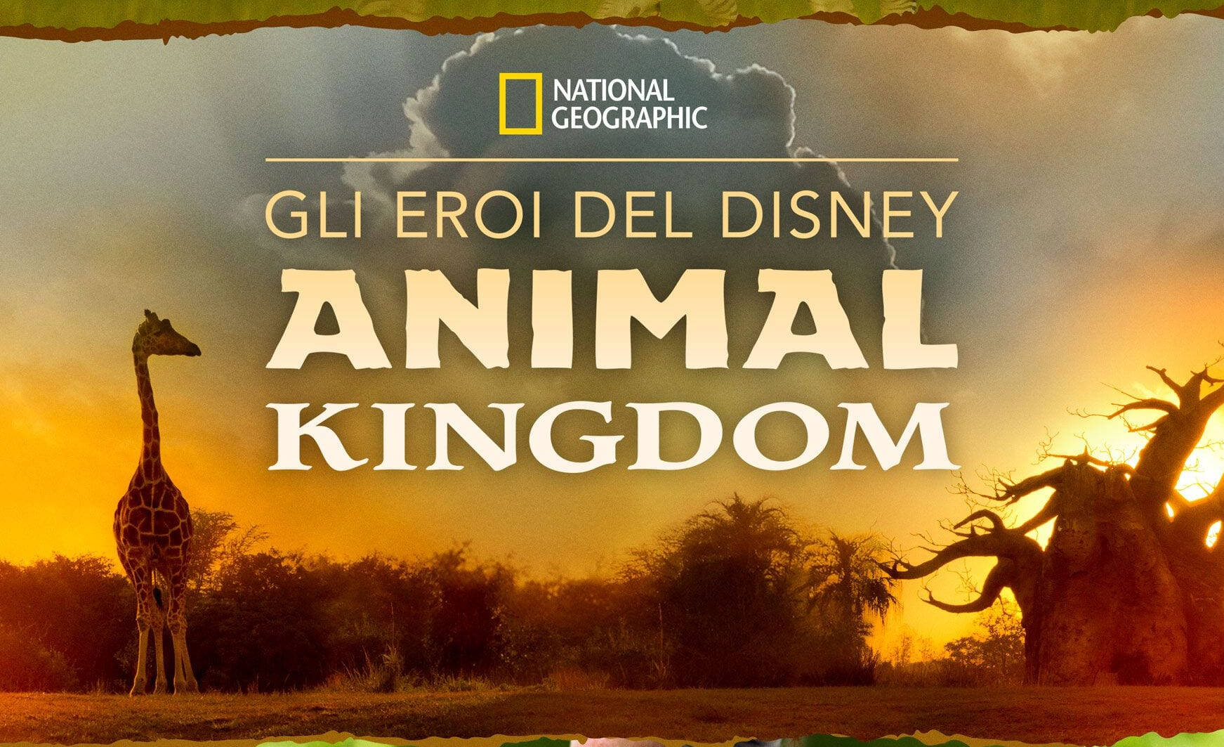 Los héroes de Disney Animal Kingdom