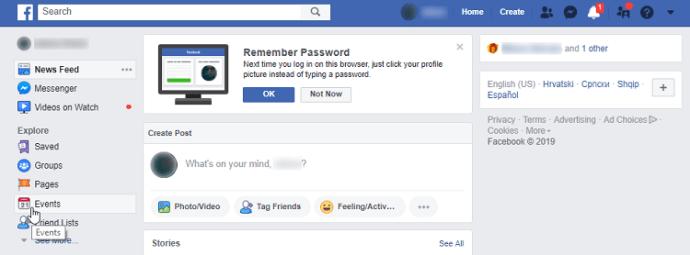 Anniversaires d'amis sur Facebook
