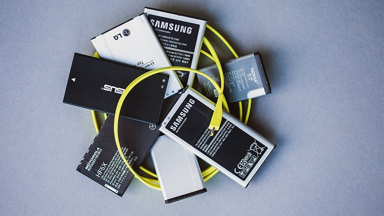 ANDROIDPIT battery 1