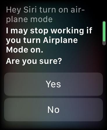 Cómo activar el modo de avión