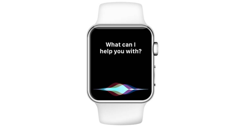 How To Use Siri Apple Watch Siri