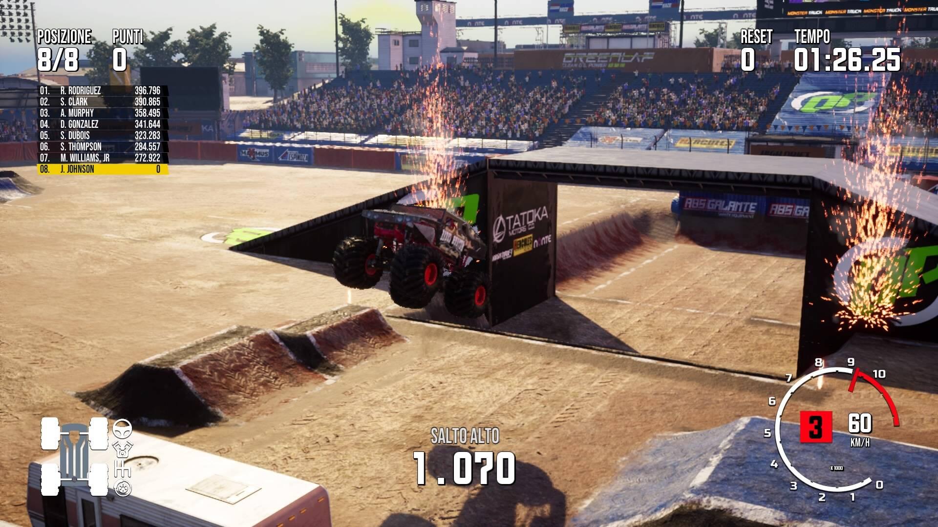 Campeonato de Monster Truck