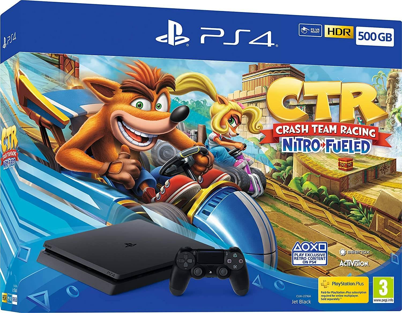 PlayStation 4 - Consola y controladores