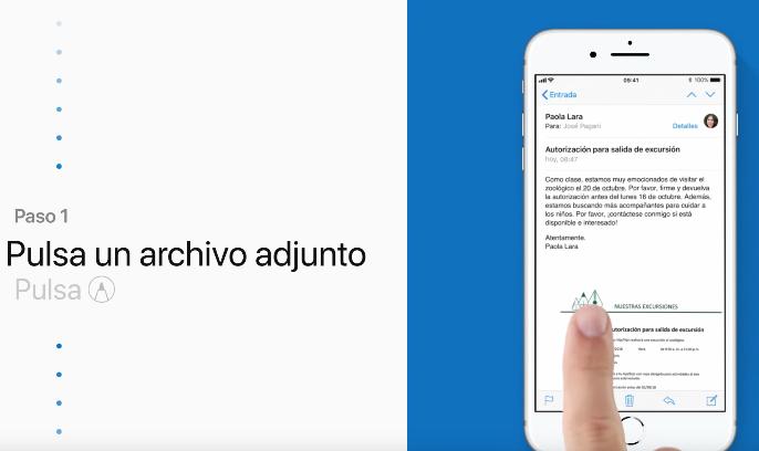 Cómo firmar un PDF en iPhone y iPad usando Markup