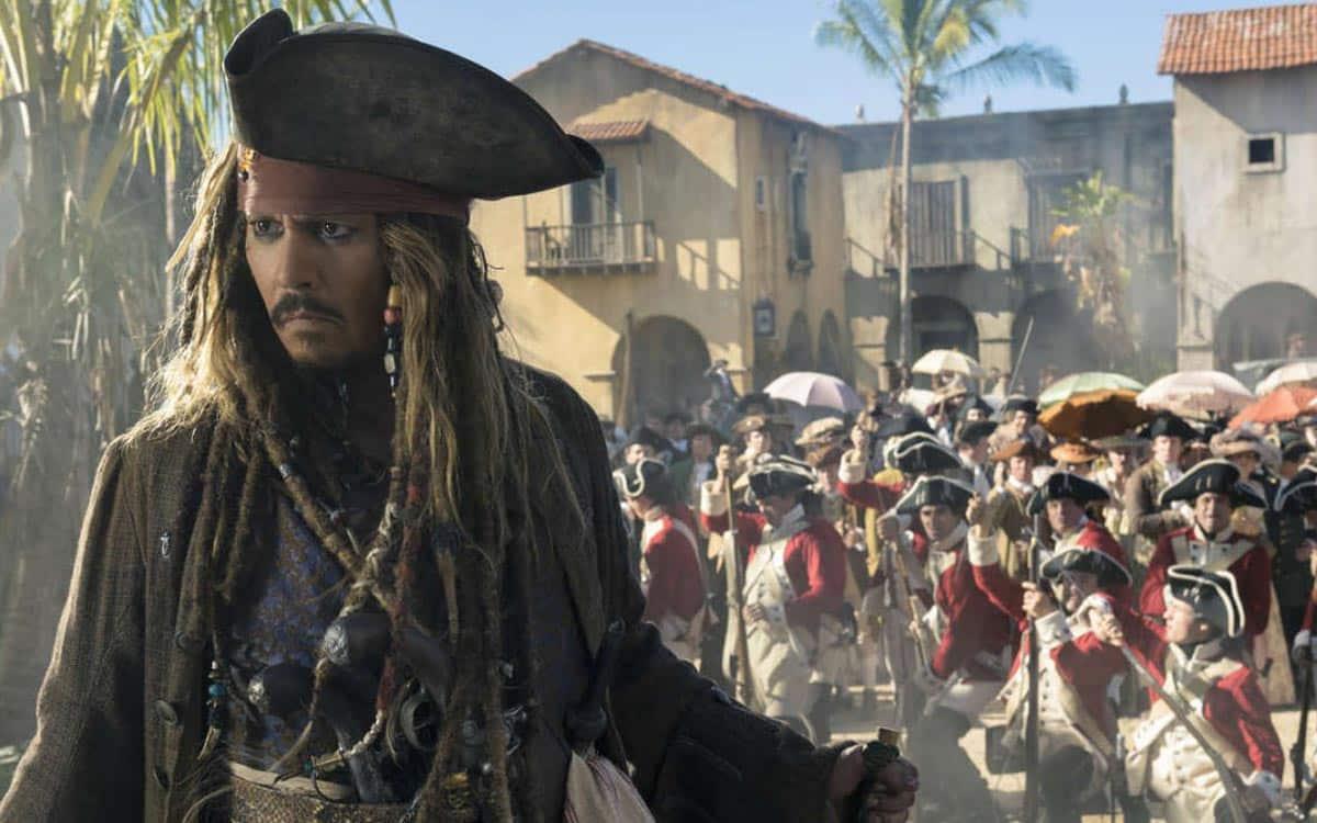 Piratas del Caribe 6 Johnny Depp