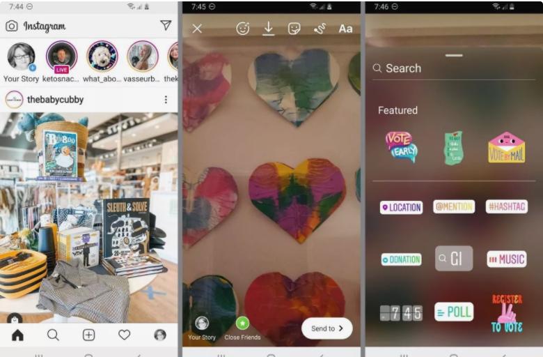 Cómo hacer una encuesta en Instagram Stories