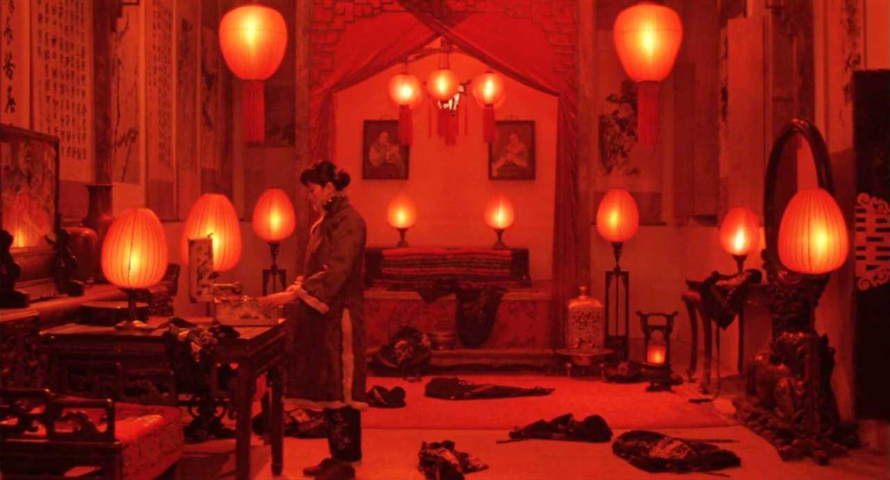Linternas rojas, de Zhang Yimou | De humor para Oriente