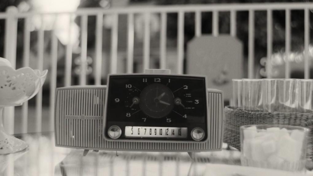 La voz de la radio