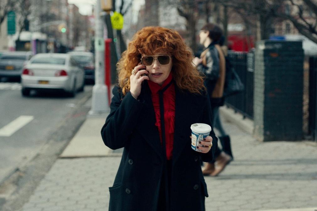 Natasha Lyonne, <em>Russian Doll</em>