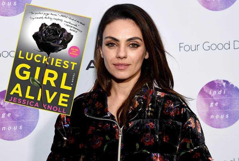 La chica más afortunada del mundo: Mila Kunis protagoniza la nueva película de Netflix