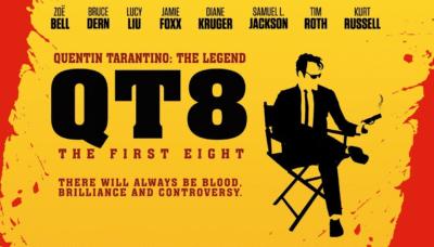 qt8 the firest eight -Documental sobre Tarantino