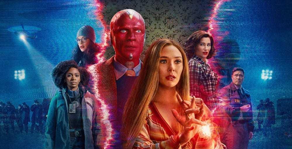 WandaVision revisa el séptimo episodio: la cuarta pared