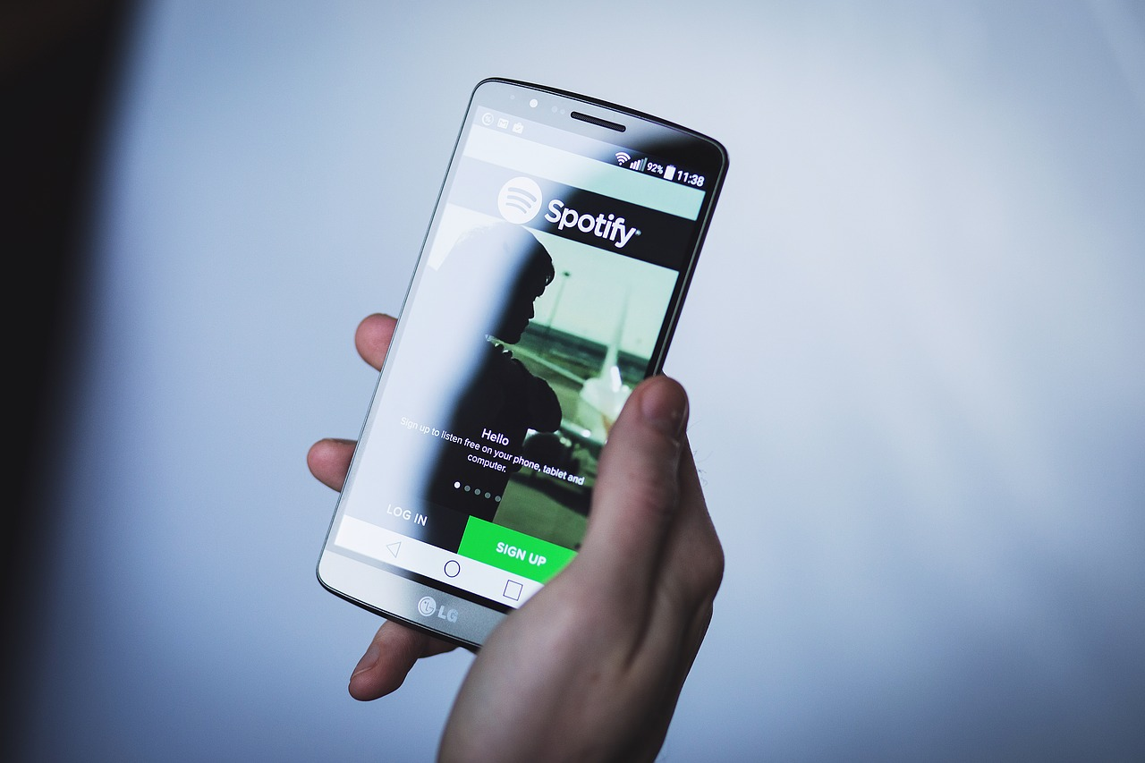 Spotify en Android