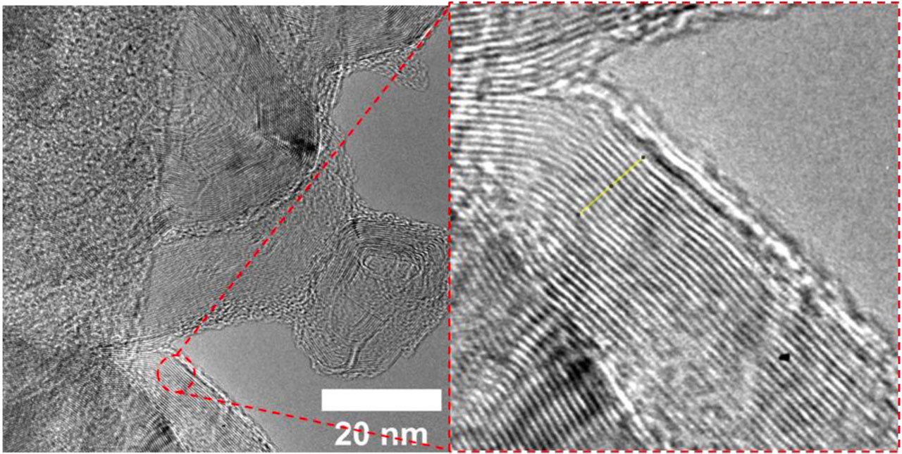 Researchers convert old tires into graphene to strengthen concrete