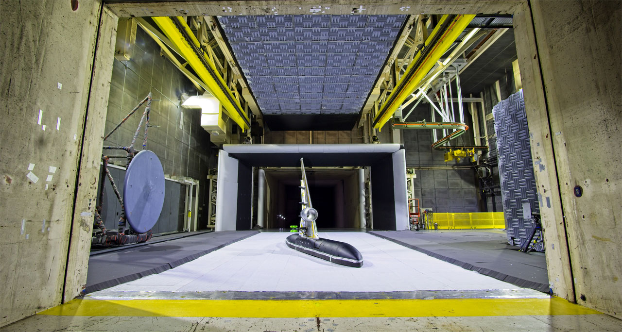 NASA is testing a new quiet wing designed to mitigate noise pollution from aircraft