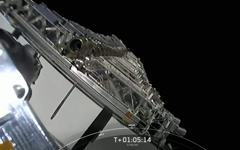 Vea el despliegue de 60 nuevos satélites Starlink mientras SpaceX logra otro lanzamiento