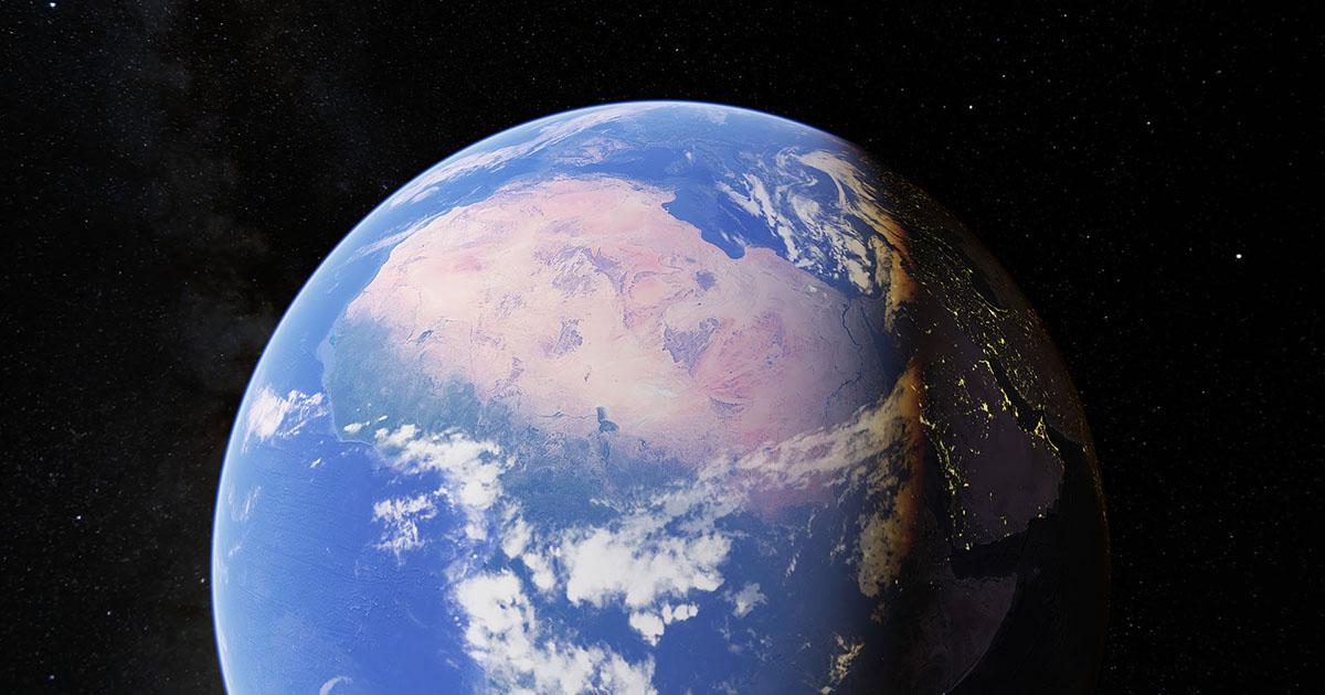 Google Earth presenta la función Timelapse para observar los cambios en el planeta durante los últimos 35 años