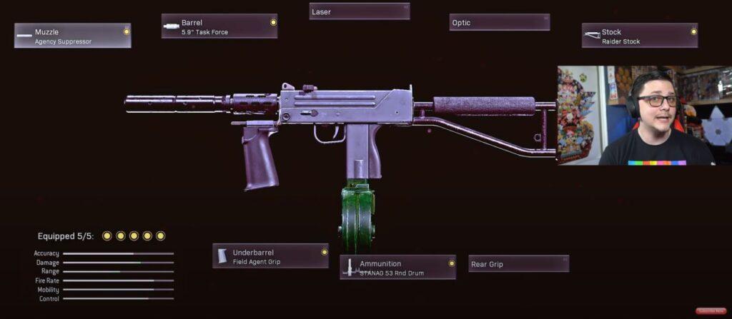 JGOD warzone meta armas mac-10