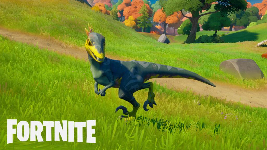 Fortnite Temporada 6 Raptor