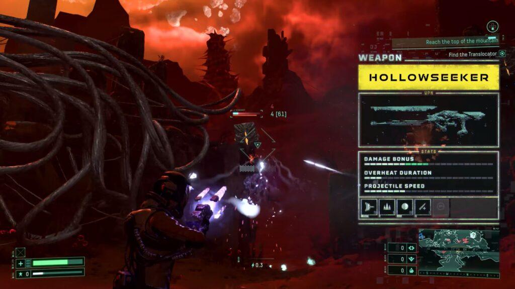 Devolución de las mejores armas Hollowseeker