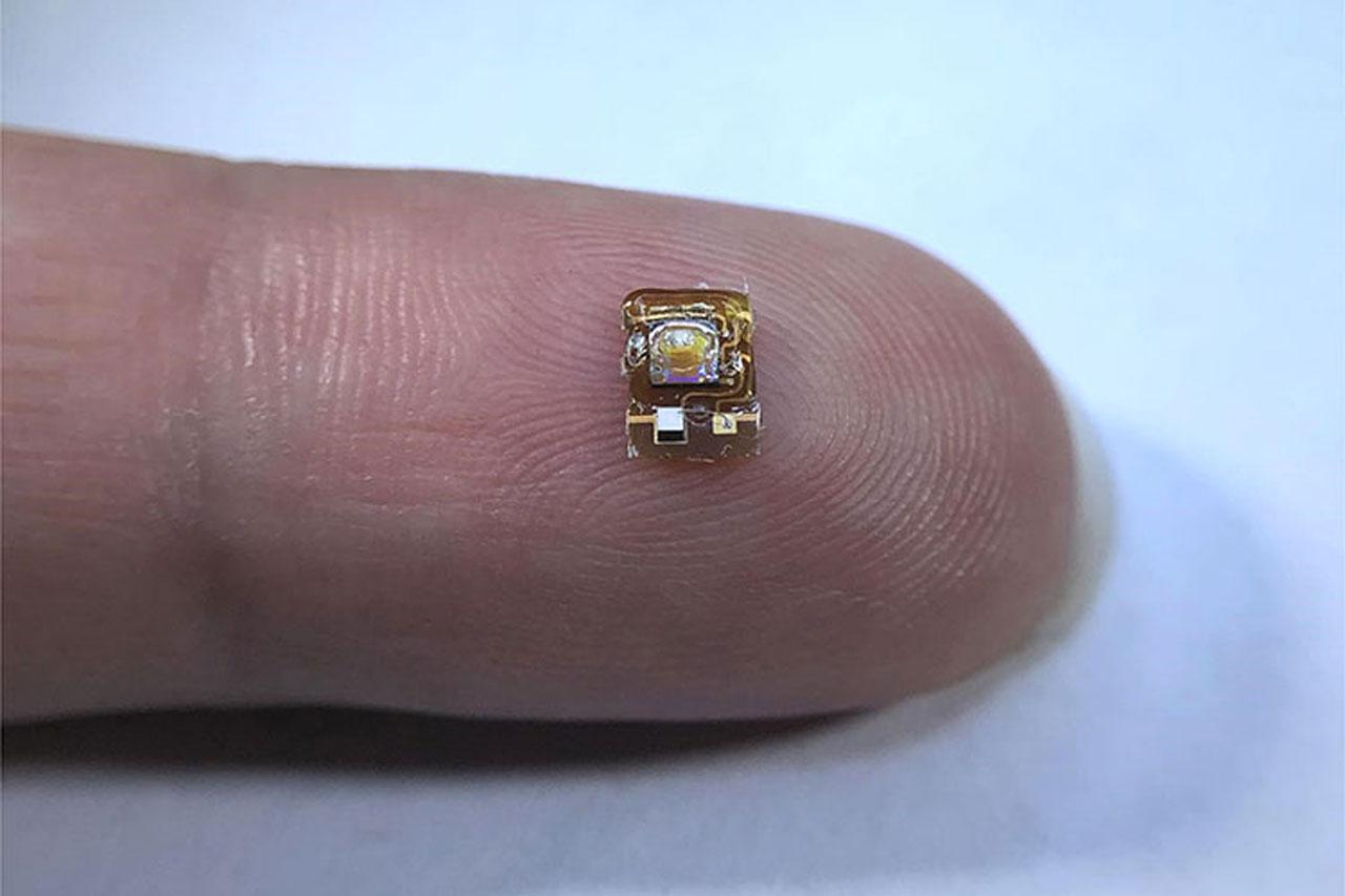 Los ingenieros crean un pequeño implante inalámbrico que mide los niveles de oxígeno en los tejidos