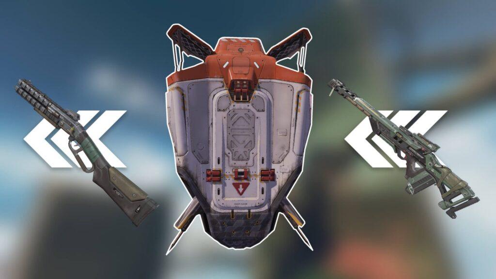 Armas de Apex Legends triple toma