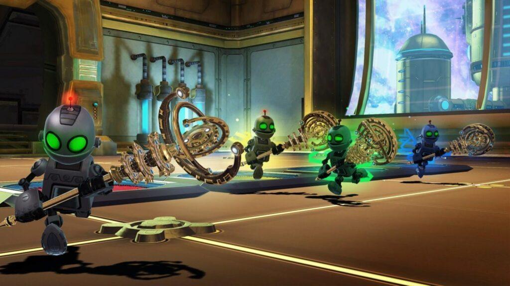 Ratchet & Clank: Una grieta en el tiempo