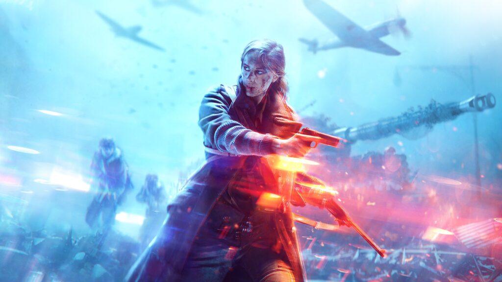 Battlefield V de Electronic Arts