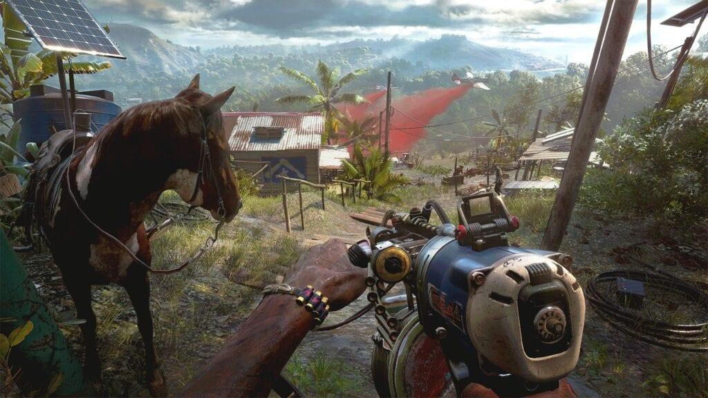 Far Cry 6 jugabilidad