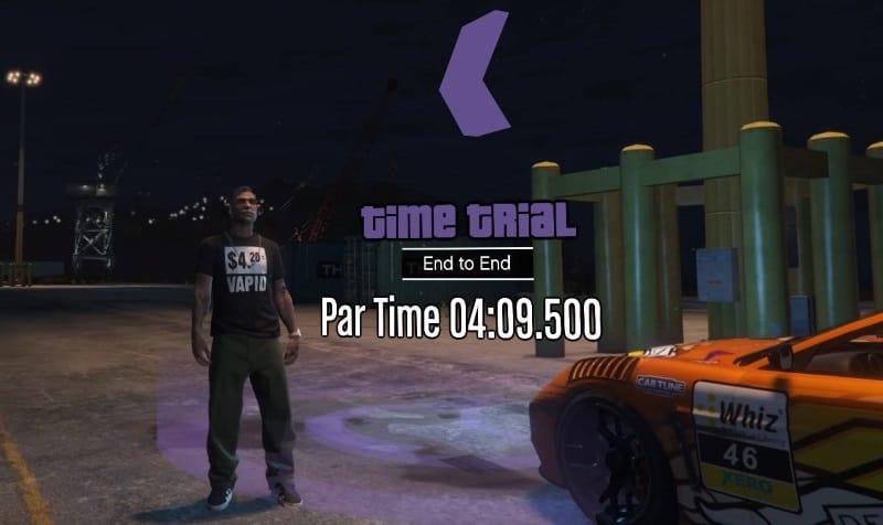 Contrarreloj de GTA Online