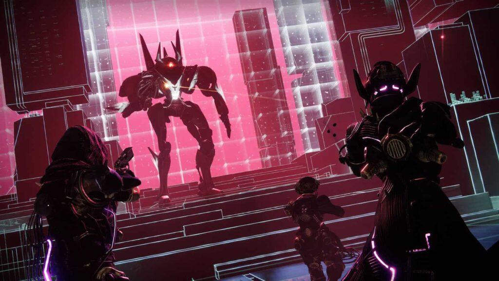 Destiny 2 anula europa vex boss